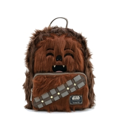 Рюкзак Loungefly Star Wars Faux Fur Chewbacca Backpack STBK0151