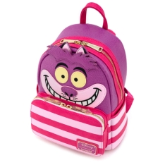 Рюкзак Funko Loungefly Disney Alice In Wonderland Cheshire Cat Cosplay Mini Backpack WDBK1034