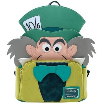 Рюкзак Loungefly Disney Alice in Wonderland Mad Hatter Backpack WDBK1038
