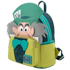 Рюкзак Loungefly Disney Alice in Wonderland Mad Hatter Backpack WDBK1038