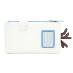 Кошелек Loungefly Disney Frozen Olaf Flap Wallet WDWA1142