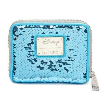 Кошелек Loungefly Disney Frozen Elsa Reversible Sequin Wallet WDWA1143