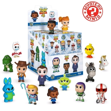 Фигурка Funko Mystery Minis: Toy Story 4 37410
