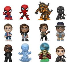 Фигурка Funko Mystery Minis: Spider Man: Far From Home 39351