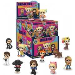 Фигурка Funko Mystery Minis: Birds of Prey 44383