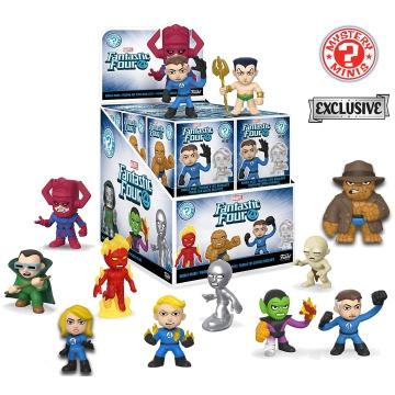 Фигурка Funko Mystery Minis: Fantastic Four Exclusive 44810