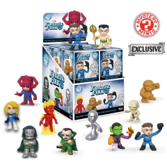 Фигурка Funko Mystery Minis: Fantastic Four Exclusive 44811