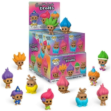 Фигурка Funko Mystery Minis: Trolls: Classic 46207