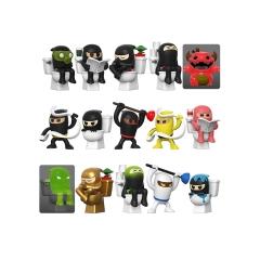 Фигурка Funko Mini Figure: Paka Paka: Toilet Ninjas 48586