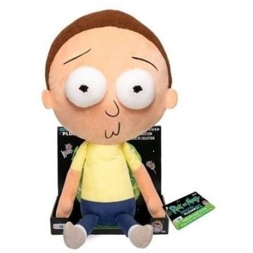 """Фигурка плюшевая Funko Galactic Plushies: Rick and Morty: 16"""" Morty with Tray 26658"""