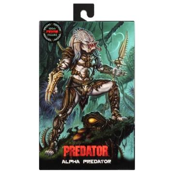 Фигурка NECA Ultimate Alpha Predator 100th Edition Figure 51575