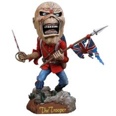 NECA Iron Maiden Eddie The Trooper Head Knocker NC33716