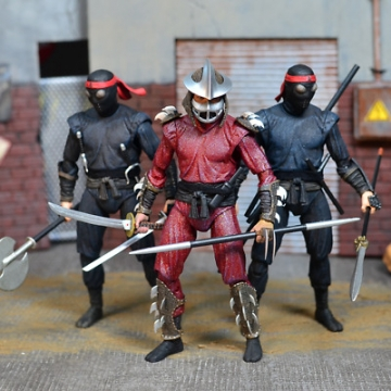 Фигурка NECA Teenage Mutant Ninja Turtles Foot Soldier 54112