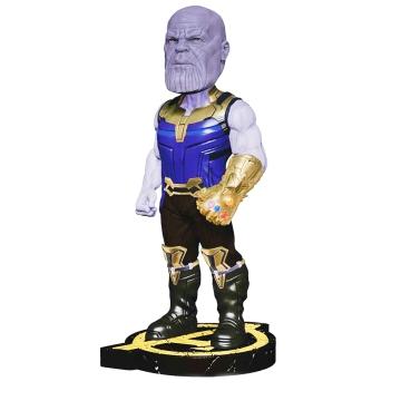 NECA Avengers Infinity War Thanos Resin Head Knocker NC61787