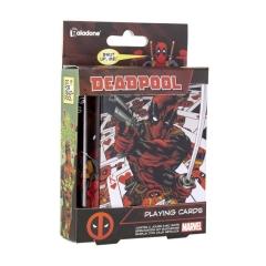 Карты игральные Paladone Deadpool 5168