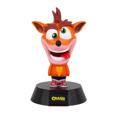 Светильник Crash Bandicoot Icon Light