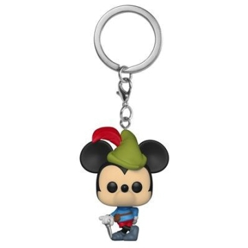 Брелок Funko Pocket POP! Keychain: Disney: Mickey's 90th: Brave Little Tailor 32174-PDQ