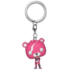 Брелок Funko Pocket POP! Keychain: Fortnite: Cuddle Team Leader 35717