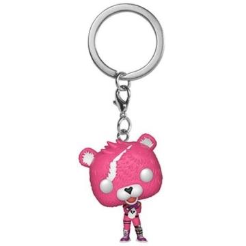 Брелок Funko Pocket POP! Keychain: Fortnite: Cuddle Team Leader 35717