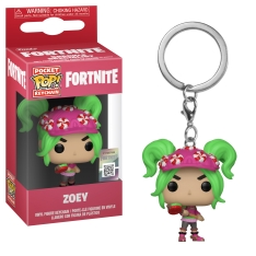 Брелок Funko Pocket POP! Keychain: Fortnite S2: Zoey 36973-PDQ