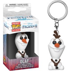 Брелок Funko Pocket POP! Keychain: Disney: Frozen 2: Olaf 40905-PDQ