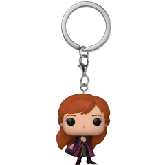 Брелок Funko Pocket POP! Keychain: Disney: Frozen 2: Anna 40906-PDQ