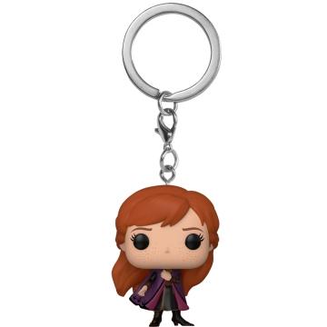 Брелок Funko Pocket POP! Keychain: Disney: Frozen 2: Anna 40906-PDQ