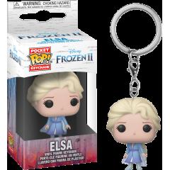 Брелок Funko Pocket POP! Keychain: Disney: Frozen 2: Elsa 40907-PDQ