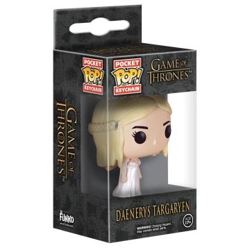 Брелок Funko Pocket POP! Keychain: Game of Thrones: Daenerys Targaryen 4448-PDQ