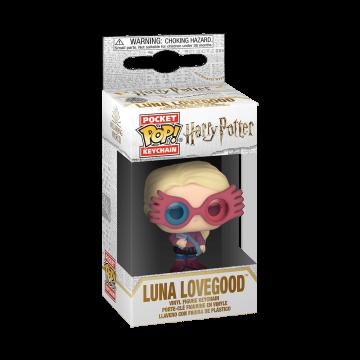 Брелок Funko Pocket POP! Keychain: Harry Potter: Luna Lovegood 48058-PDQ