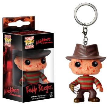 Брелок Funko Pocket POP! Keychain: Horror: Freddy Kruger 4870-PDQ