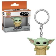 Брелок Funko Pocket POP! Keychain: Star Wars: The Child 53043