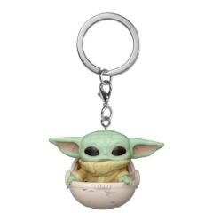 Брелок Funko Pocket POP! Keychain: Star Wars: The Mandalorian The Child in pod 53044