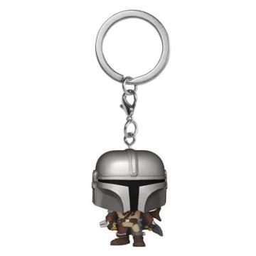 Брелок Funko Pocket POP! Keychain: Star Wars: The Mandalorian 53045