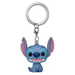 Брелок Funko Pocket POP! Keychain: Disney: Lilo and Stitch: Stitch 55619