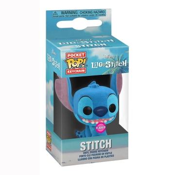 Брелок Funko Pocket POP! Keychain: Disney: Lilo and Stitch: Stitch (FL) Exclusive 56125