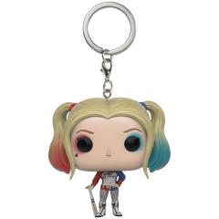 Брелок Funko Pocket POP! Keychain: Suicide Squad: Harley Quinn 9357-PDQ