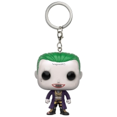 Брелок Funko Pocket POP! Keychain: Suicide Squad: The Joker 9358-PDQ