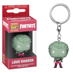 Брелок Funko Pocket POP! Keychain: Fortnite: Love Ranger 35715