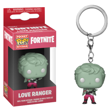 Брелок Funko Pocket POP! Keychain: Fortnite: Love Ranger 35715