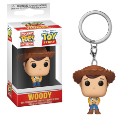 Брелок Funko Pocket POP! Keychain: Disney: Toy Story: Woody 37018