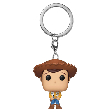Брелок Funko Pocket POP! Keychain: Disney: Toy Story: Woody 37018