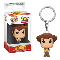 Брелок Funko Pocket POP! Keychain: Disney: Toy Story 4: Woody 37416