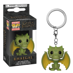 Брелок Funko Pocket POP! Keychain: Game of Thrones: Rhaegal 37665