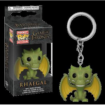 Брелок Funko Pocket POP! Keychain: Game of Thrones: Rhaegal 37665