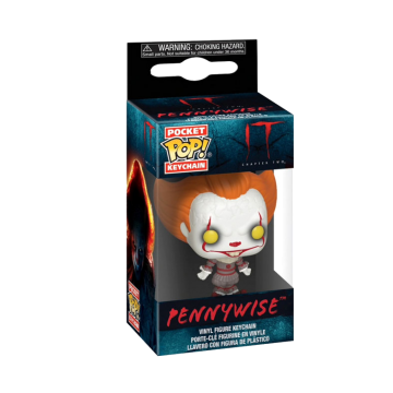 Брелок Funko Pocket POP! Keychain: IT Chapter 2: Pennywise with open Arm 40653