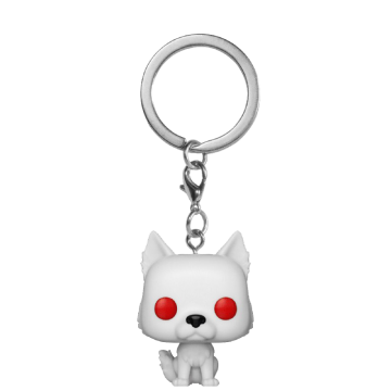 Брелок Funko Pocket POP! Keychain: Game of Thrones: Ghost 45044