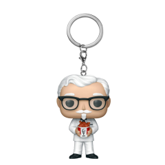 Брелок Funko Pocket POP! Keychain: KFC: Colonel Sanders 46086