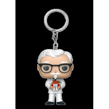 Брелок Funko Pocket POP! Keychain: KFC: Colonel Sanders 46086