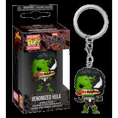 Брелок Funko Pocket POP! Keychain: Venomized Hulk 46461